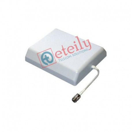3G 12dBi Indoor PATCH PANEL Antenna RG 58 Cable   N Female Connector ETEILY