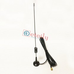 GSM 7dBi Omni Magnetic Antenna, External GSM Antenna with SMA Connector
