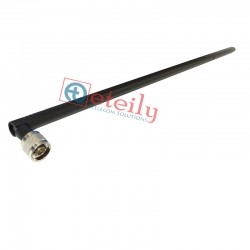 GSM 9DBI RUBBER DUCK ANTENNA WITH N MALE CONNECTOR MOVABLE ETEILY
