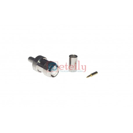 TNC (M) RP for LMR 240 cable