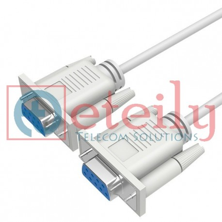 9 Pin Female to Female DB9 Connector