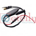 Car Radio Antenna DAB & DVB Splitter
