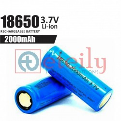 18650 Li-ion Battery Cell (2200 mAh)
