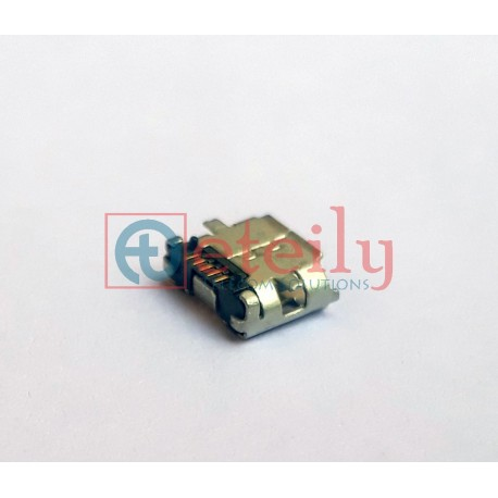 Mini USB 5pin Female SMT (B Type) Connector