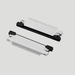 FPC 0.5mm Side Entry Type H 2.0mm