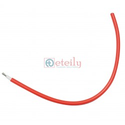 Solar Cable Orange 4mm