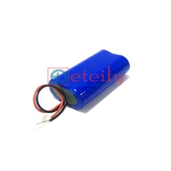 Li-Ion Battery Pack 3.7 V 1S2P 4000/4400/5000/5200 mAh