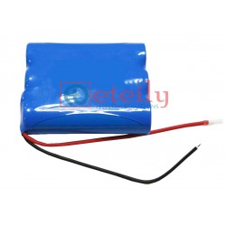 Li-Ion Battery Pack 3.7 V 1S3P 6000/6600/7500/7800 mAh