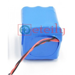 11.1 V 3S3P 6000/6600/7500/7800 mAh Li-Ion Battery Pack