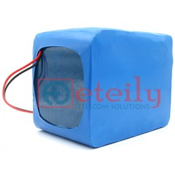Li-Ion Battery Pack 18.5 V 5S4P 8000/8800/10000/10400 mAh