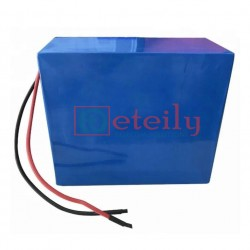 Li-Ion Battery Pack 29.6 V 8S2P 4000/4400/5000/5200 mAh