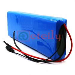 Li-Ion Battery Pack 37 V 10S3P 6000/6600/7500/7800 mAh