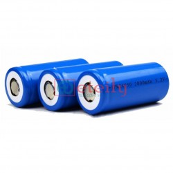 3.2V LifePO4 Battery Cell 3000/3300 mAh