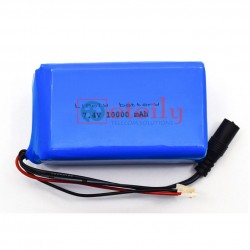 3.7V 10000mAh Lithium Polymer Battery Pack