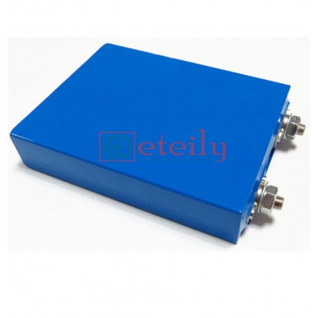 3.2V LifePO4 Prismatic Battery Cell (50Ah)