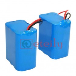 11.1 V 3S2P 4000/4400/5000/5200 mAh Li-Ion Battery Pack