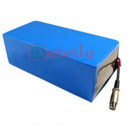 48V 50Ah/60Ah LiFePO4 Battery Pack