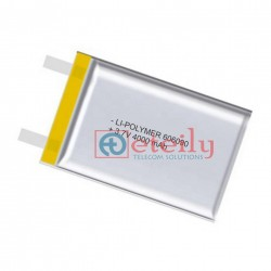 3.7 V Li-Polymer Battery Cell (4000 mAh)