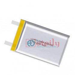 3.7 V Li-Polymer Battery Cell (5000 mAh)
