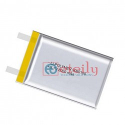 3.7 V Li-Polymer Battery Cell (8000 mAh)