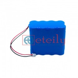 14.8 V 4S2P 4000/4400/5000/5200 mAh Li-Ion Battery Pack