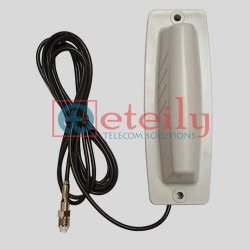 GSM / 3G / 4G / 2.4 GHz Wall Mount Antenna with RG 174 Cable | FME Female Connector