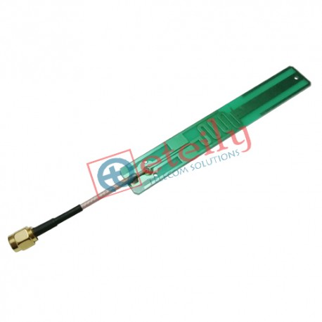 GSM Internal PCB Antenna with RG 316 Cable | SMA Male Connector ETEILY