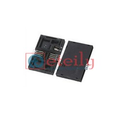 SMT Type IC card housing for POS