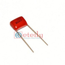 CAPACITOR 0.1μF 250V RADIAL