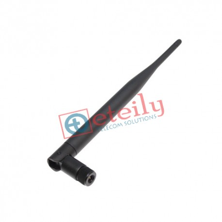 LoRa 5dBi Rubber Duck Antenna with SMA Movable ETEILY