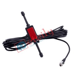 GSM 3DBI STICKER ANTENNA WITH RG174 3 MTR CABLE SMA MALE CONNECTOR ETEILY