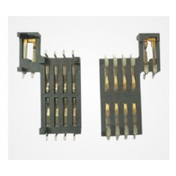 SIM Card Connector (8+2)P