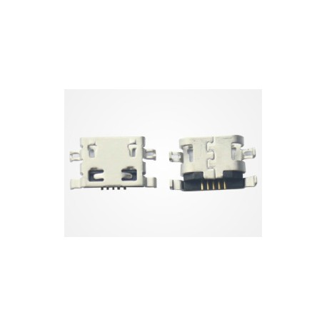 MicroUSB B Type 5pin Sinking 1.30 Type With Flange