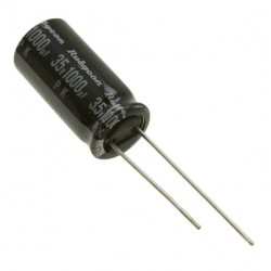 CAPACITOR 1000μF  35V RADIAL