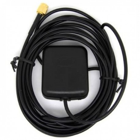 GPS/GLONASS/IRNSS Magnetic Antenna with RG 174 Cable | SMA Male Connector ETEILY