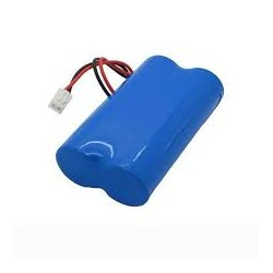 Rechargeable 4400mah 1S2p 18650 Battery Pack , 3.7 Volt Lithium Ion Battery