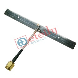 2.45 GHz Internal PCB Antenna with RG 316 Cable | SMA Male Connector