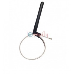 4G 5dBi Rubber Duck Antenna with Clamp
