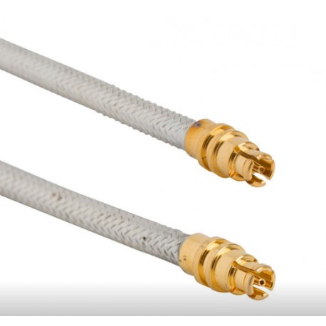 "SMPM(F) to SMPM(F) with 0.047"" Semi-Rigid Cable 3.937"""