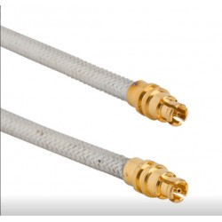 SMPM (F)  to SMPM (F) with Semi-Rigid Cable 152.40mm