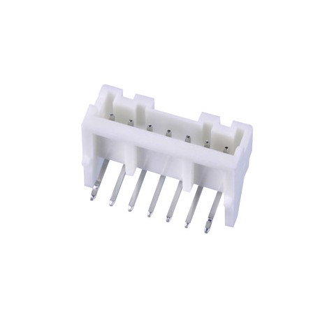 Wafer 2.0mm DIP 90° with Lock