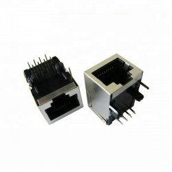 RJ45 Full Shield Back Leg 3.05