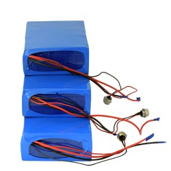 60V 20Ah Rechargeable Lithium Ion Battery ETEILY