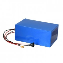 60V 30aH Lithium-ion Battery Pack for Ebike and e-Scooter