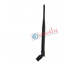 Quad Band 5dBi Rubber Duck Antenna With SMA Movable