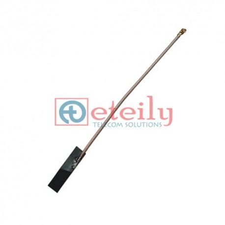 3G 3dBi PCB Flexible Antenna with RG 178 Cable | U.FL Connector ETEILY