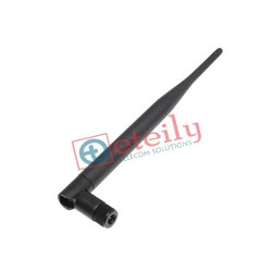 915 MHz 5dBi Rubber Duck Antenna with SMA Male Movable