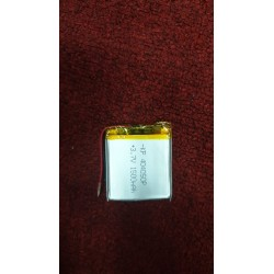 3.7 V Li-Polymer Battery Cell 1500mah
