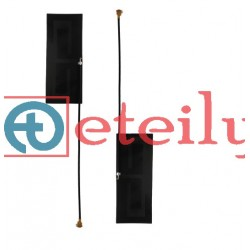 3G 5dBi PCB Flexible Antenna with RG 178 Cable | U.FL Connector