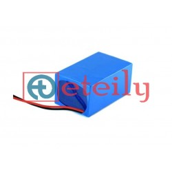 LiFePO4 Battery Pack 20Ah 11.1V ETEILY